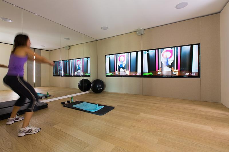 Salle de fitness Amazonia